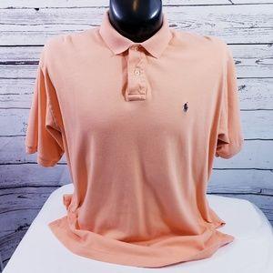 Polo by Ralph Lauren Men's Golf Polo Shirt XL